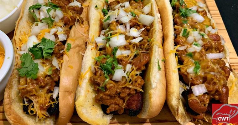 Chili Hot Dog Recipe