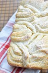 Japanese Condensed Milk Bread