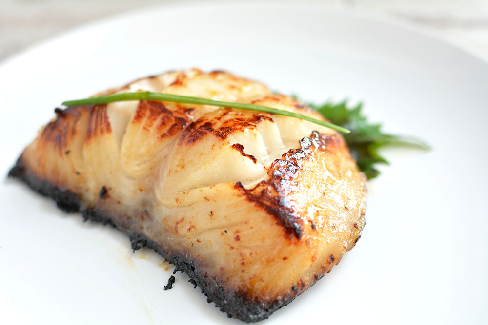 Nobu's Miso Black Cod Recipe