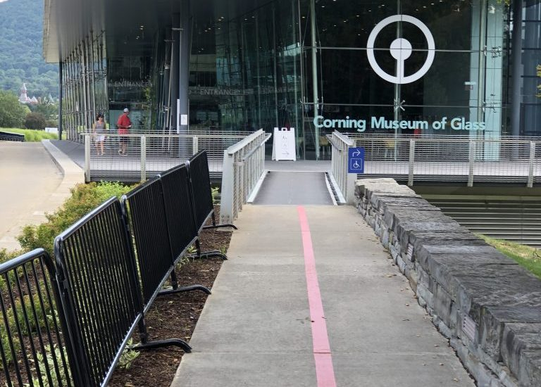 Corning Museum of Glass Tour, continued!