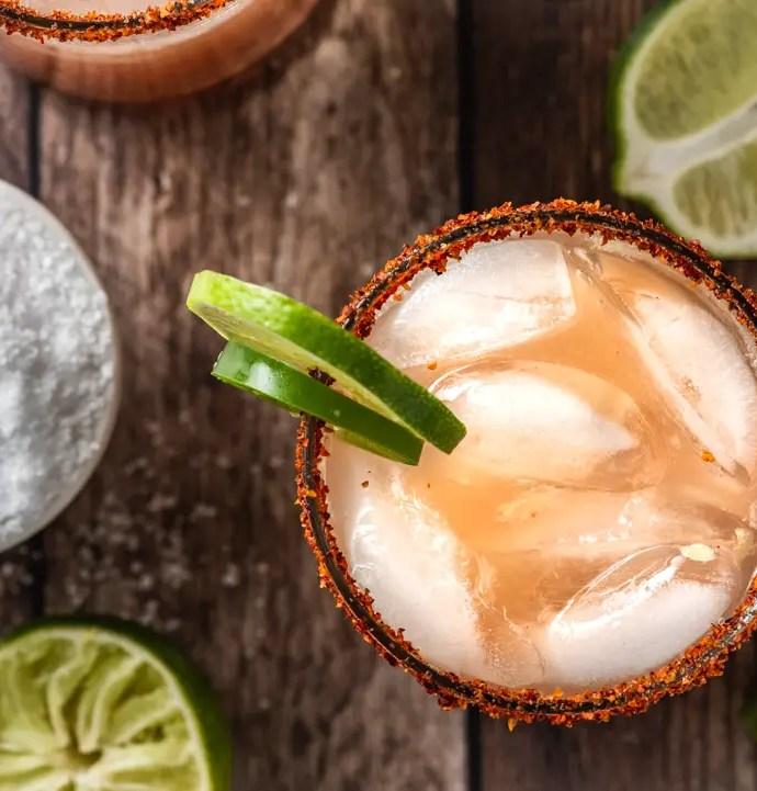 Sweet & Spicy JALAPEÑO Pineapple Cocktail