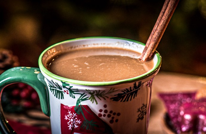 Hazelnut Hot Buttered Rum – A Holiday Treat