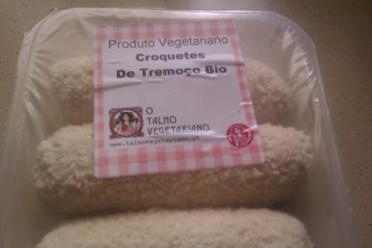 Cooking World - Croquetes de Tremoco Talho Vegetariano 1