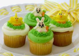 Cooking World - Easter Cupcakes 1