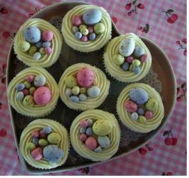 Cooking World - Easter Cupcakes 4