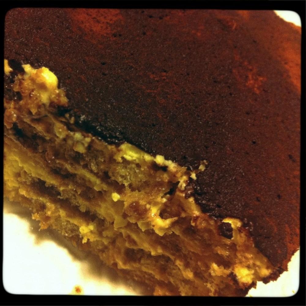 Cheesecake fredda alle more, prima che arrivi l'autunno! (5/6)