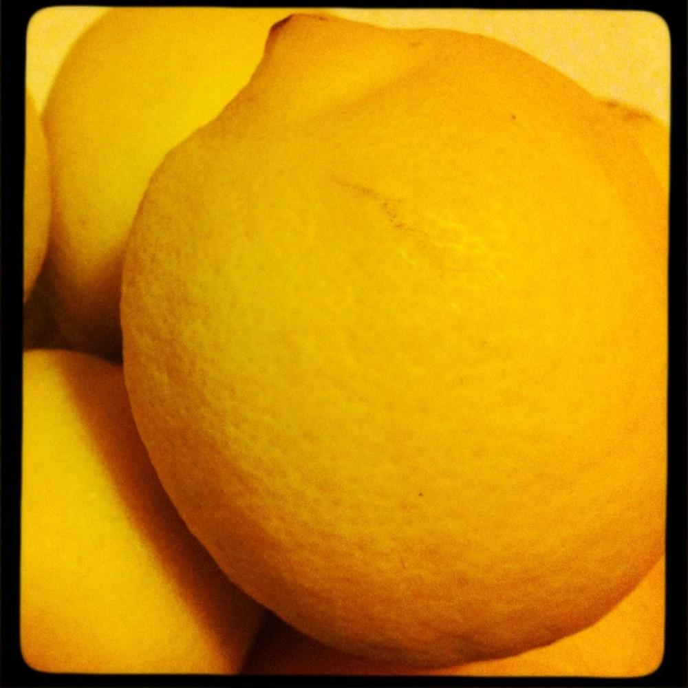 Lemon love: la mia torta al limone! (1/6)