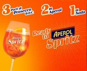 Aperol Spritz Tour: cerca la data più vicino a te!