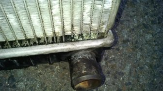 common signs of a bad radiator