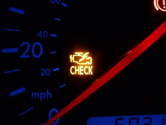 how to reset check engine light for toyota