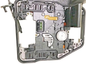reset transmission control module for ford