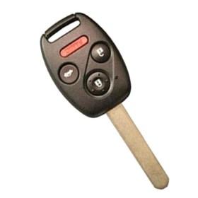 how to program 2007 honda accord key
