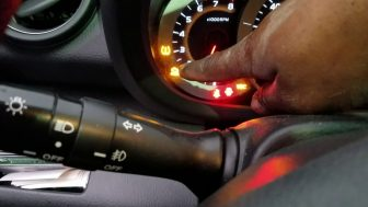 toyota rav4 check engine light vsc