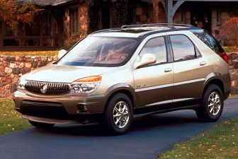 Buick Rendezvous Towing Capacity 2004 2005 & 2007