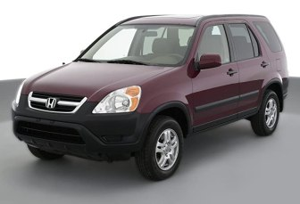 2002 Honda CRV Towing Capacity