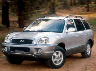 2002 Hyundai Santa FE Towing Capacity