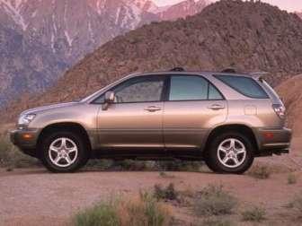 2002 Lexus RX300 Towing Capacity