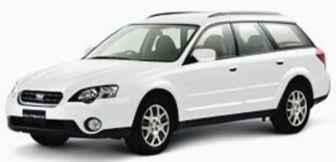 2004 Subaru Outback Towing Capacity