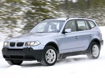 2005 BMW X3 Towing Capacity