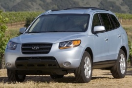 2006 Hyundai Santa FE Towing Capacity