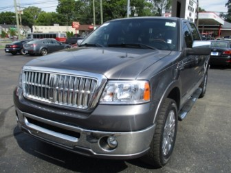 2007 Lincoln Mark lt Towing Capacity