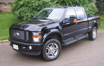 2008 Ford F350 Towing Capacity