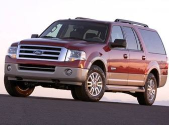 2008 Ford Expedition El Towing Capacity