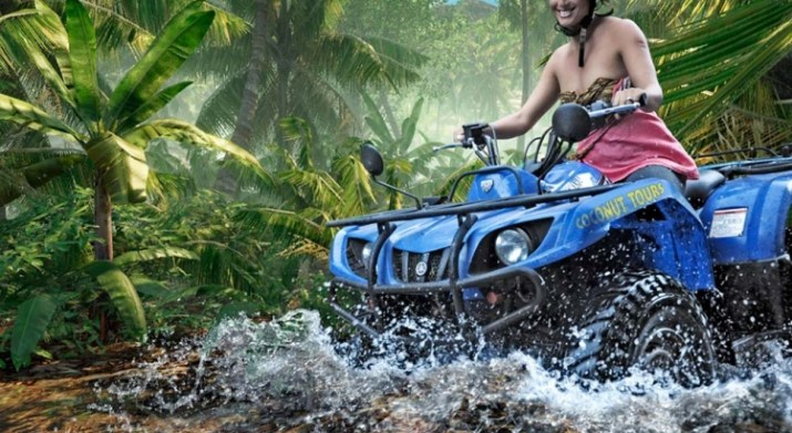 Jungle Quad Tours in Rarorotonga