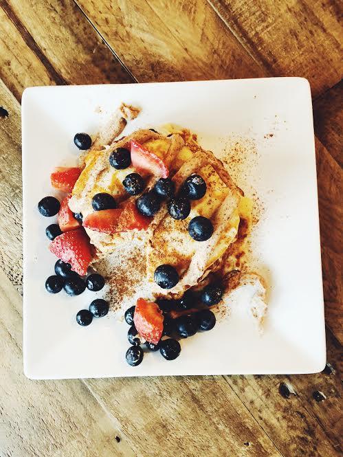 Birch Blenders Protein Pancakes