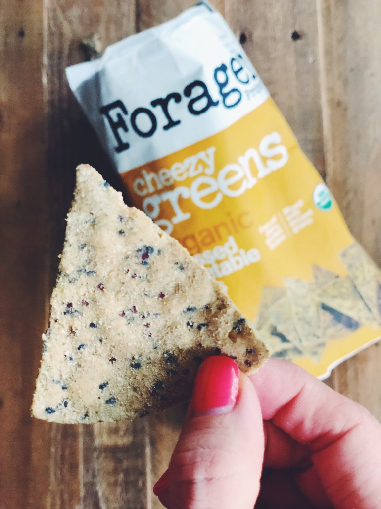 Product Review | Forager Project Veggie Chips | CookItHealthier.com