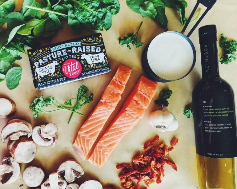 RECIPE | Butter Salmon | CookItHealthier.com