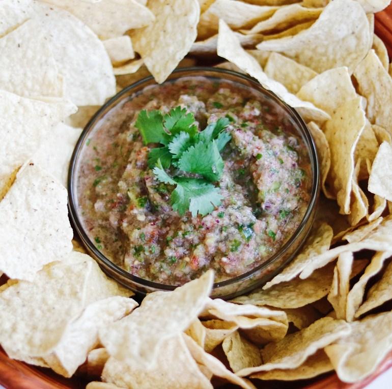 Recipe   San Antonio Homemade Salsa   cookithealthier.com