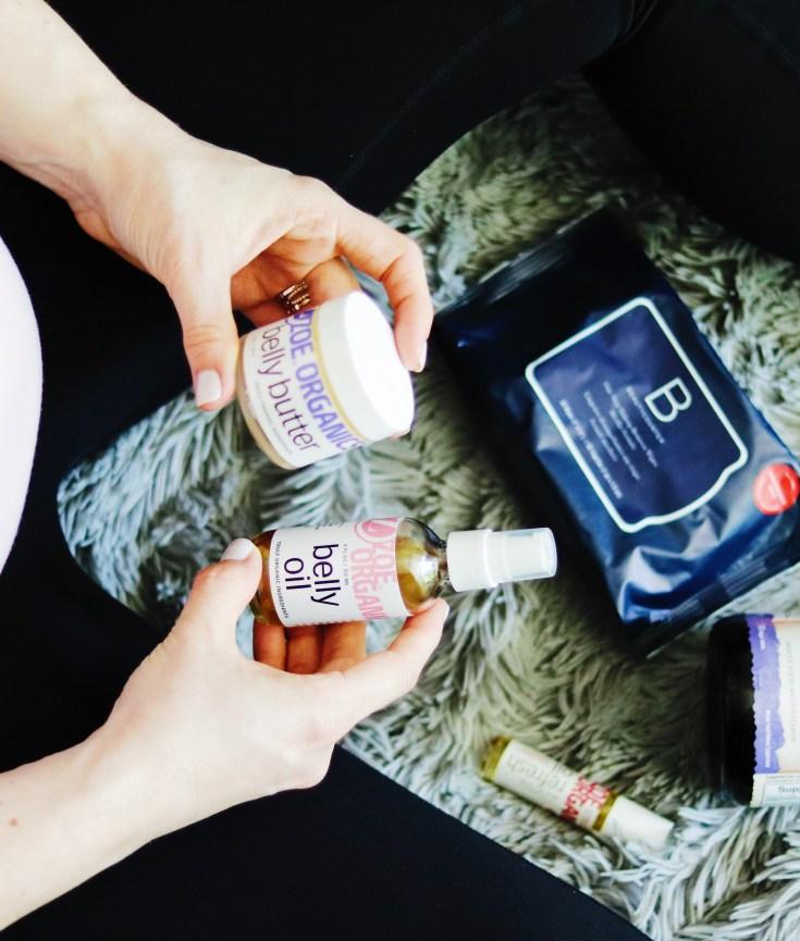 My Favorite Clean & Organic Pregnancy Essentials | cookithealthier.com
