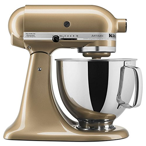 If You Search For A KitchenAid Artisan Mixer Review, What Stands Out Is How  Reliable They Are. Weu0027ll Look Into That, And Weu0027ll Also Talk About How Much  Fun ...