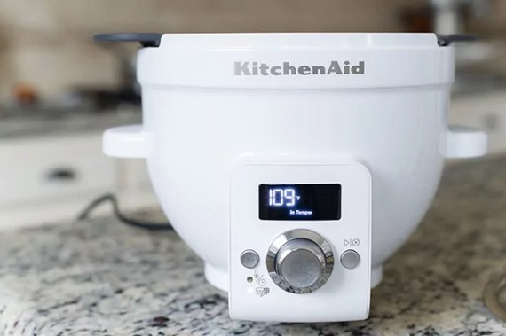 Precise Heat Mixing Bowl For KitchenAid Stand Mixers
