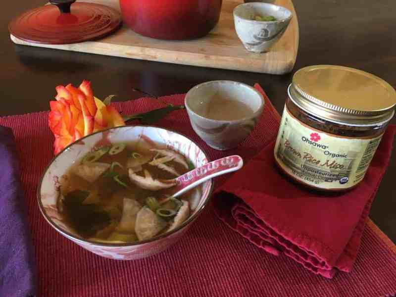 Miso hungry movie - miso soup