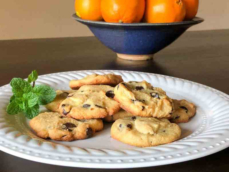 Grain-Free Chocolate Chip Cookies • Cook Love Heal by Rachel Zierzow