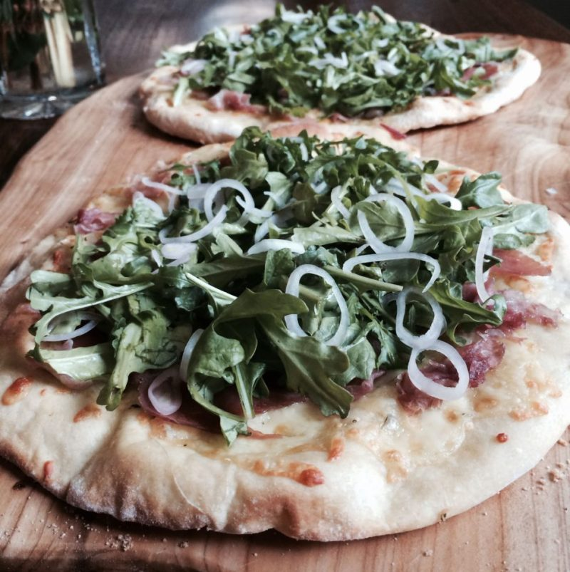 Arugula Pizza • Cook Love Heal by Rachel Zierzow