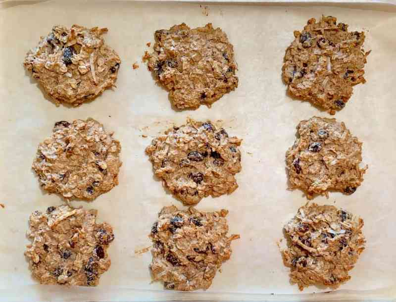 Healthy Banana-Oatmeal Cookies • Cook Love Heal by Rachel Zierzow