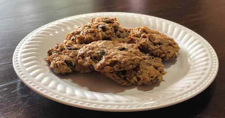 Healthy Banana-Oatmeal Cookies • Cook Love Heal by Rachel Zierzow