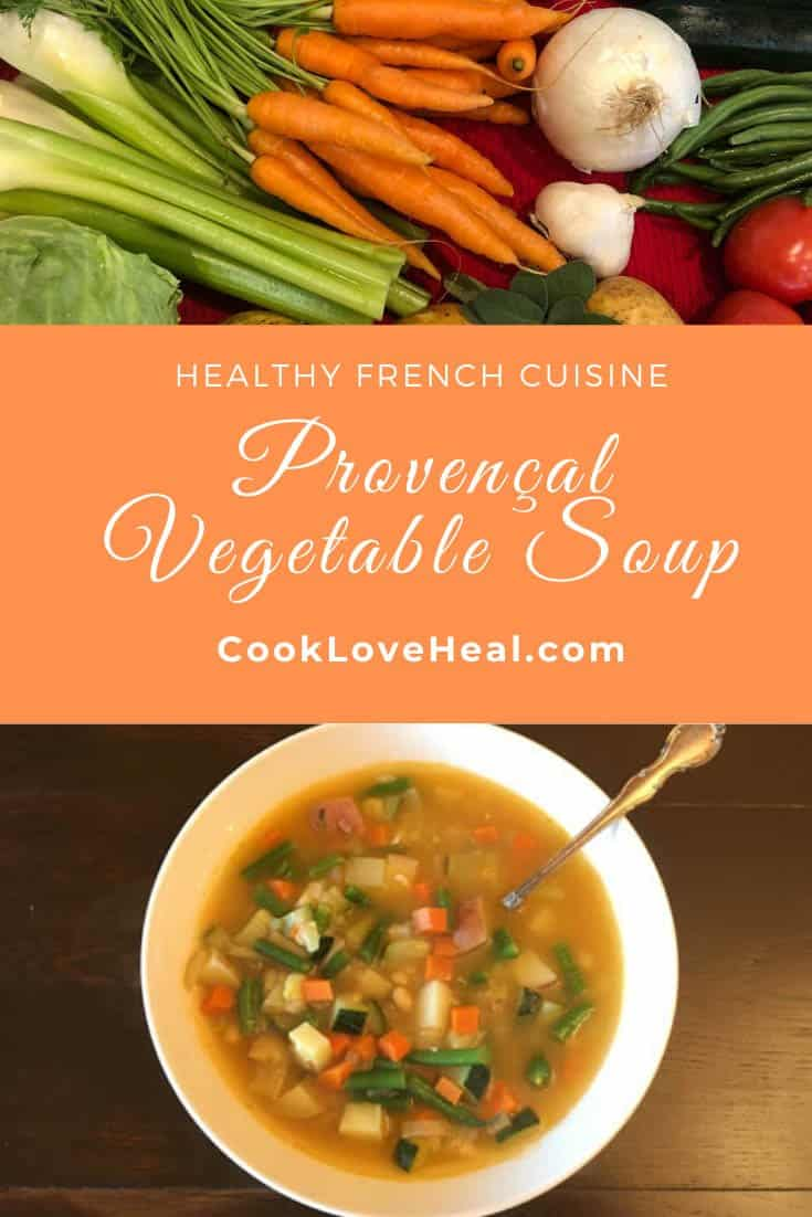 Soupe Au Pistou •Cook Love Heal by Rachel Zierzow