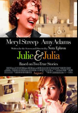 Julie and Julia • Cook Love Heal by Rachel Zierzow