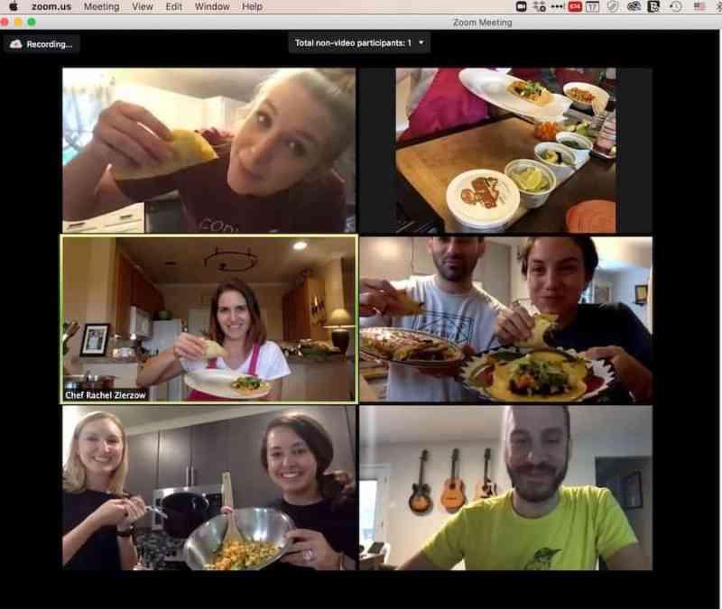 Online Cooking Workshop • Cook Love Heal by Rachel Zierzow