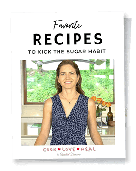 Favorite Sugar Free Recipes e-book image