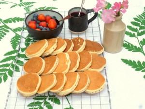 Gluten free, breakfast pancake, IBS