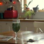 Low FODMAP, green smoothie, recipe