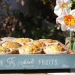 Low FODMAP, Gluten Free, Savoury Muffins