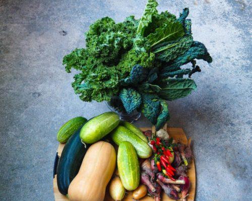 The most awesome kale- pepitas pesto
