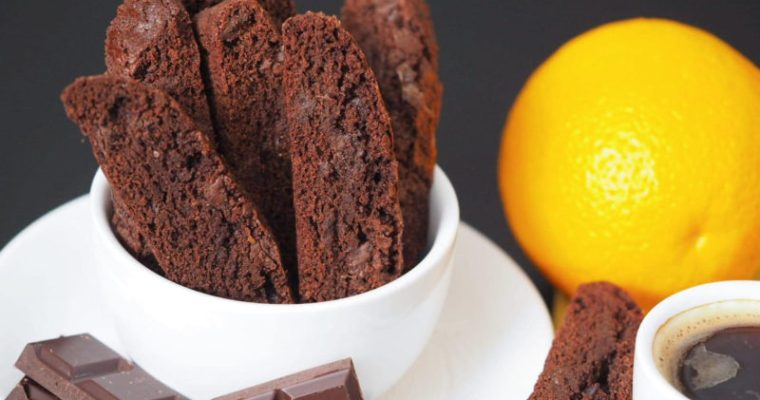 The Best Orange-Chocolate Biscotti