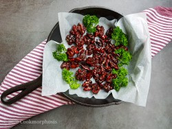 Sweet and Crunchy Candied Walnuts